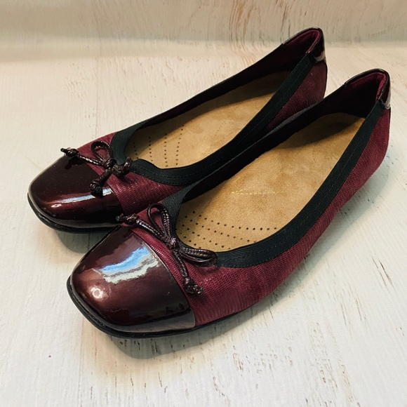 Clarks Shoes | Ballet Flats Sz 85